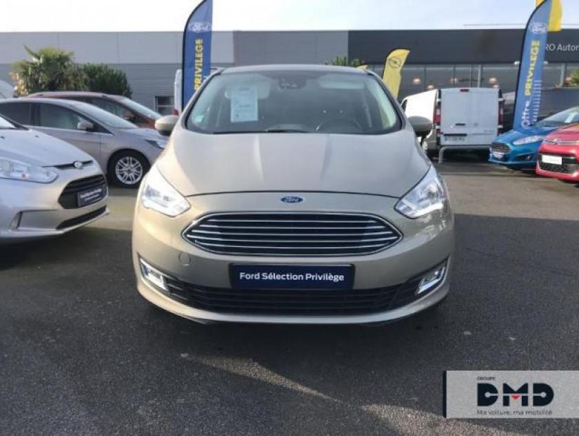 Ford C-max 1.0 Ecoboost 125ch Stop&start Titanium Euro6.2 - Visuel #4
