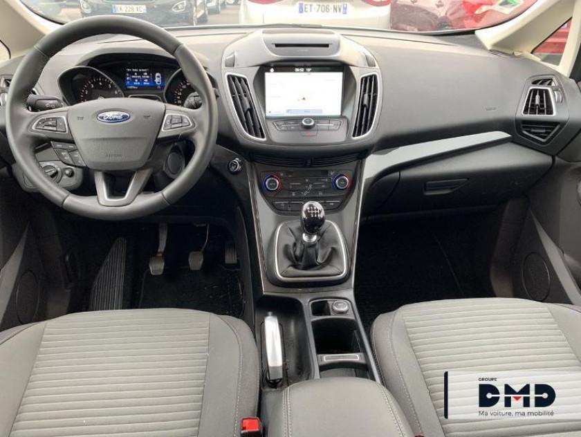 Ford C-max 1.0 Ecoboost 100ch Stop&start Titanium Euro6.2 - Visuel #5
