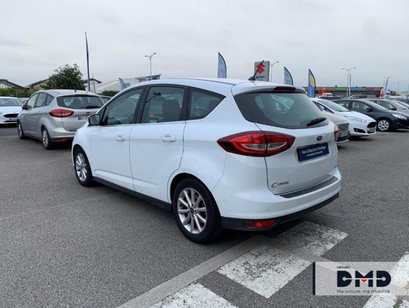 Ford C-max 1.0 Ecoboost 100ch Stop&start Titanium Euro6.2 - Visuel #3