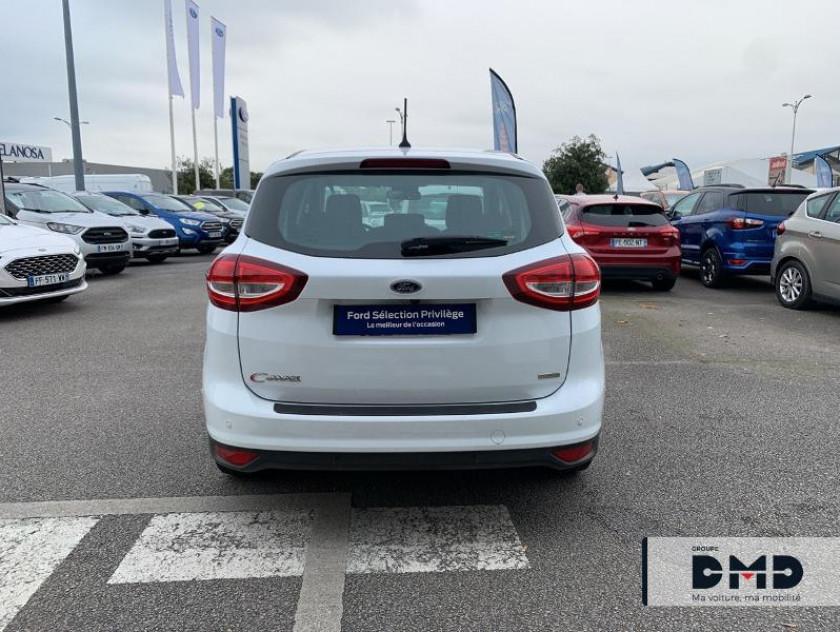 Ford C-max 1.0 Ecoboost 100ch Stop&start Titanium Euro6.2 - Visuel #11