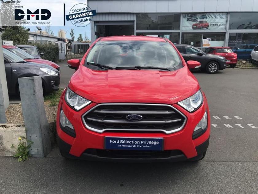 Ford Ecosport 1.0 Ecoboost 125ch Trend - Visuel #4