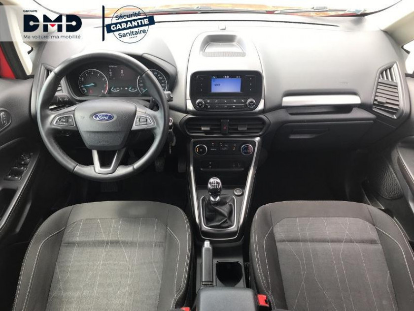 Ford Ecosport 1.0 Ecoboost 125ch Trend Euro6.2 - Visuel #5