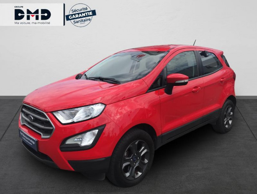 Ford Ecosport 1.0 Ecoboost 125ch Trend Euro6.2 - Visuel #1