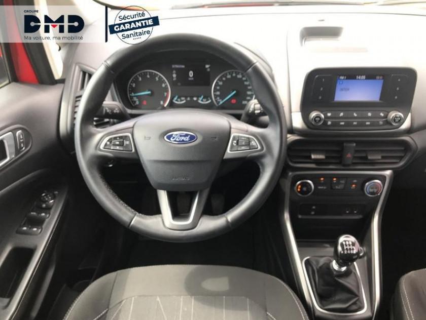 Ford Ecosport 1.0 Ecoboost 125ch Trend Euro6.2 - Visuel #7