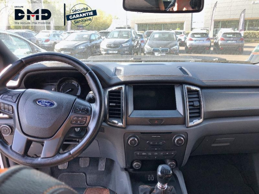 Ford Ranger 3.2 Tdci 200ch Super Cab Xlt Wildtrak - Visuel #5