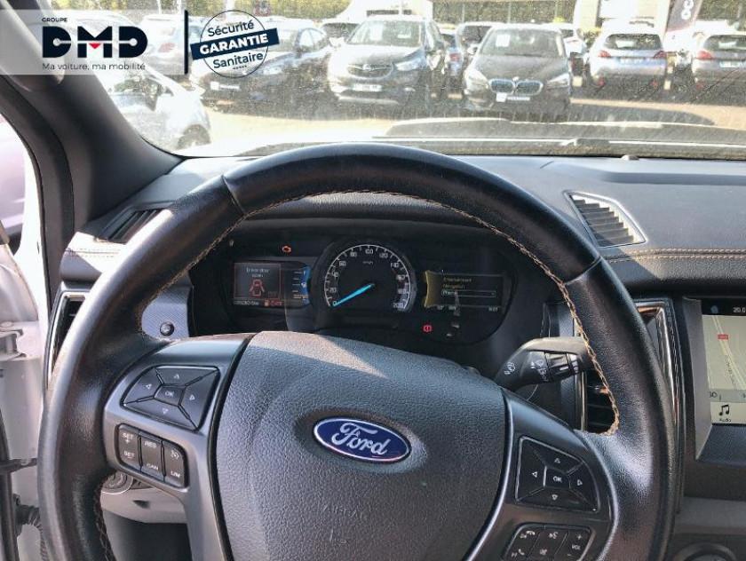 Ford Ranger 3.2 Tdci 200ch Super Cab Xlt Wildtrak - Visuel #7