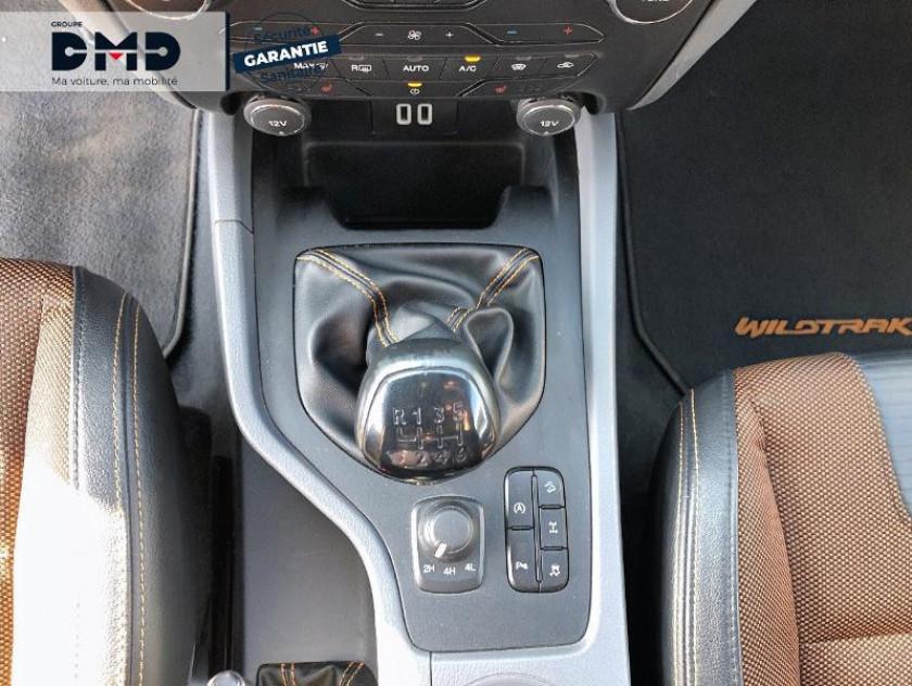 Ford Ranger 3.2 Tdci 200ch Super Cab Xlt Wildtrak - Visuel #8