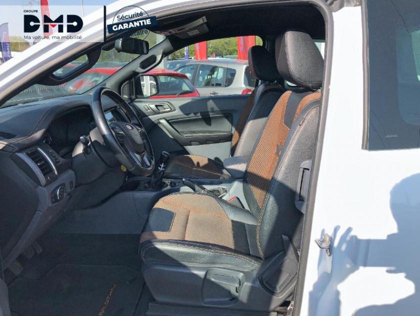 Ford Ranger 3.2 Tdci 200ch Super Cab Xlt Wildtrak - Visuel #9