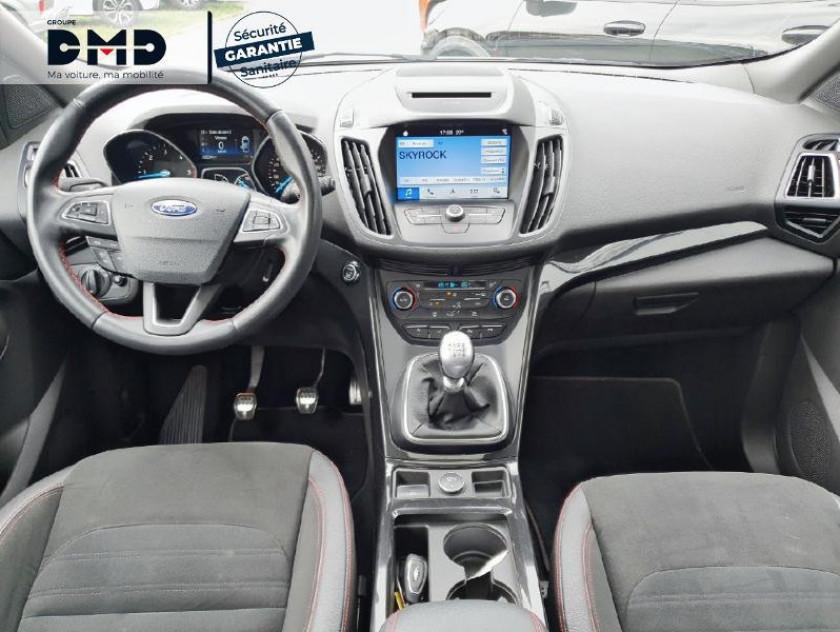 Ford Kuga 1.5 Tdci 120ch Stop&start St-line 4x2 Euro6.2 - Visuel #5