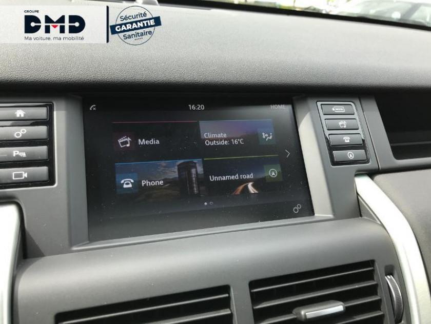 Land Rover Discovery Sport 2.0 Si4 290ch Hse Awd Bva Mark Iii - Visuel #6