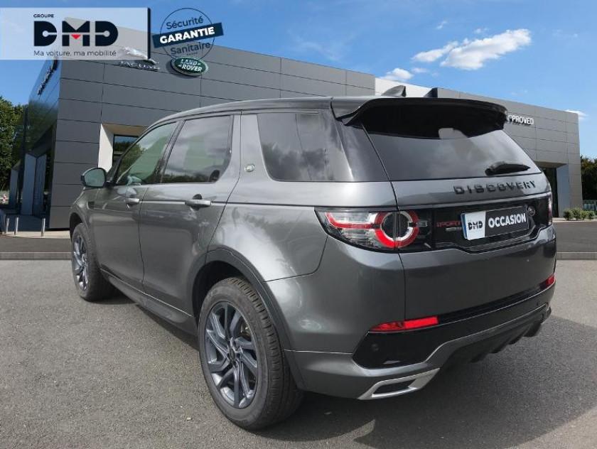 Land Rover Discovery Sport 2.0 Si4 290ch Hse Awd Bva Mark Iii - Visuel #3