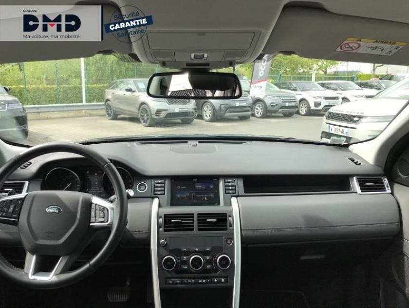 Land Rover Discovery Sport 2.0 Si4 290ch Hse Awd Bva Mark Iii - Visuel #5