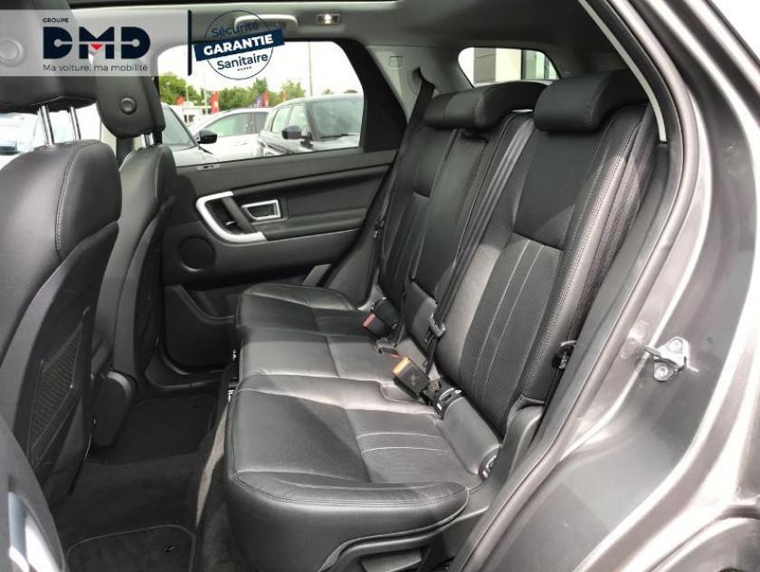 Land Rover Discovery Sport 2.0 Si4 290ch Hse Awd Bva Mark Iii - Visuel #10