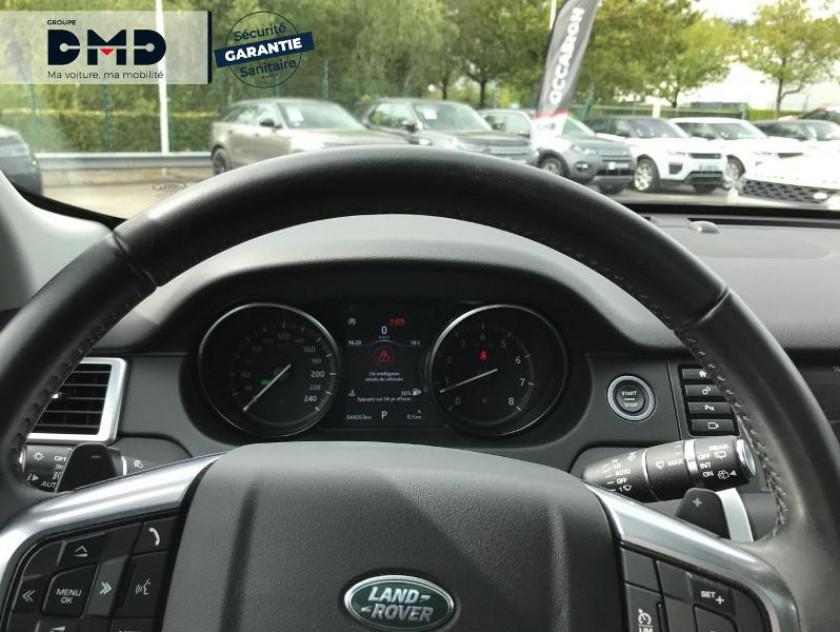 Land Rover Discovery Sport 2.0 Si4 290ch Hse Awd Bva Mark Iii - Visuel #7