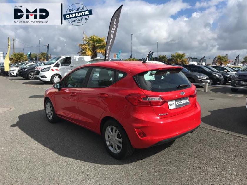 Ford Fiesta 1.1 85ch Trend 5p - Visuel #3