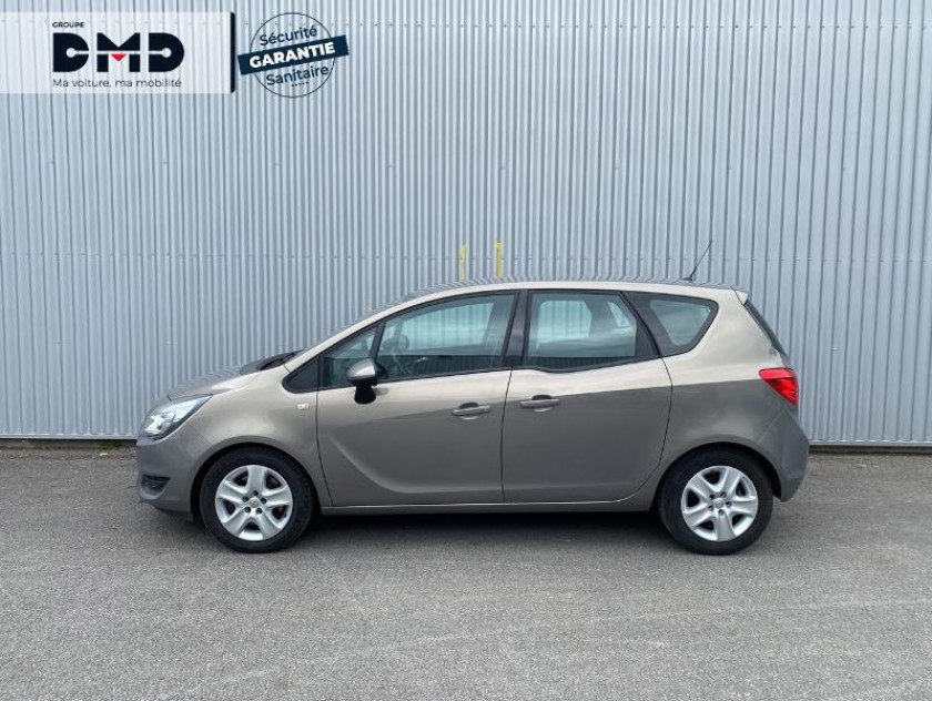 Opel Meriva 1.6 Cdti 95ch Cosmo Start/stop - Visuel #2