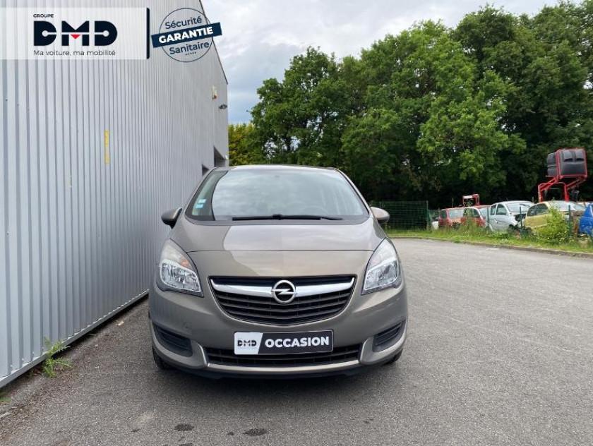 Opel Meriva 1.6 Cdti 95ch Cosmo Start/stop - Visuel #4