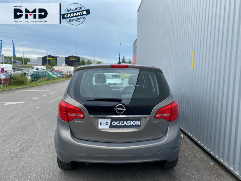 Opel Meriva 1.6 Cdti 95ch Cosmo Start/stop - Visuel #11
