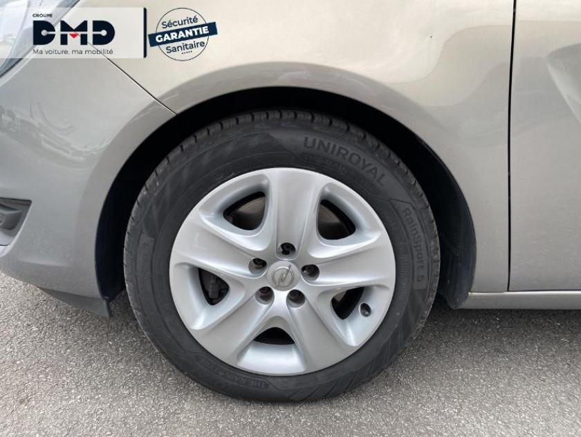 Opel Meriva 1.6 Cdti 95ch Cosmo Start/stop - Visuel #13