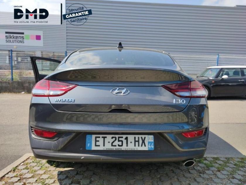 Hyundai I30 1.4 T-gdi 140ch Creative Dct-7 - Visuel #11