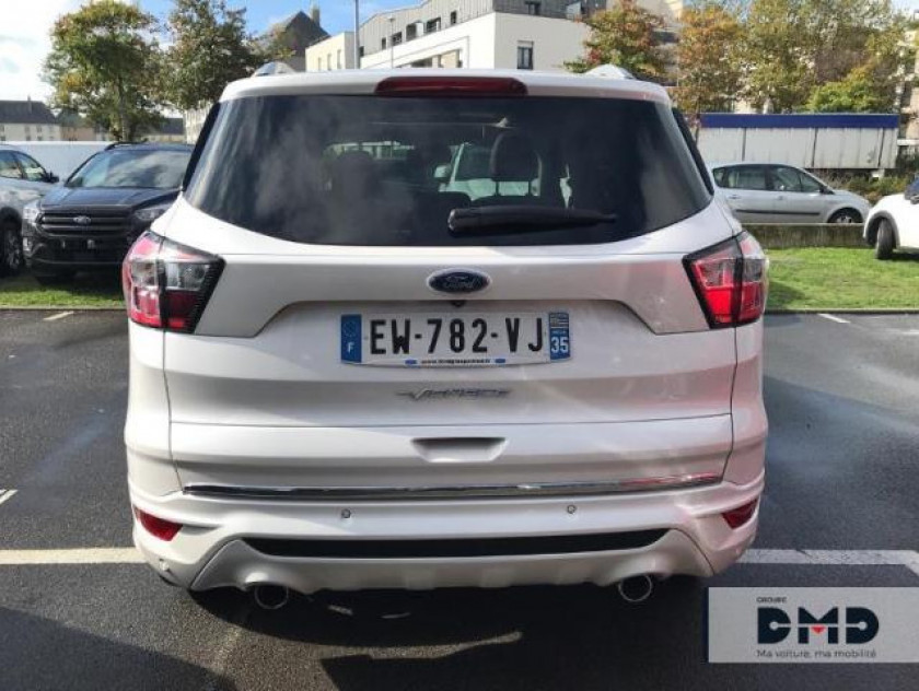 Ford Kuga 2.0 Tdci 150ch Stop&start Vignale 4x4 Powershift - Visuel #18