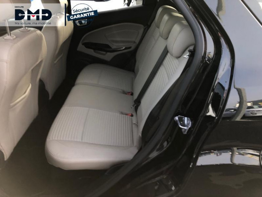 Ford Ecosport 1.5 Tdci 100ch Titanium - Visuel #10