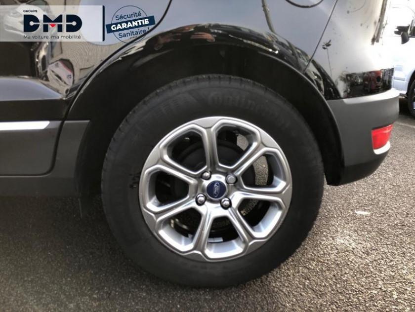 Ford Ecosport 1.5 Tdci 100ch Titanium - Visuel #13