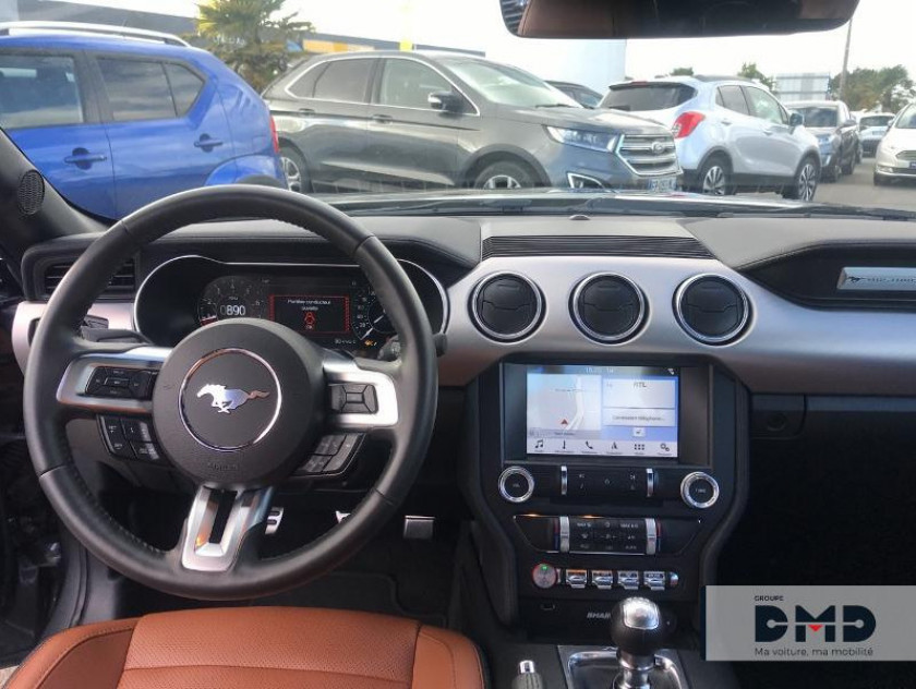 Ford Mustang Fastback 2.3 Ecoboost 290ch - Visuel #5