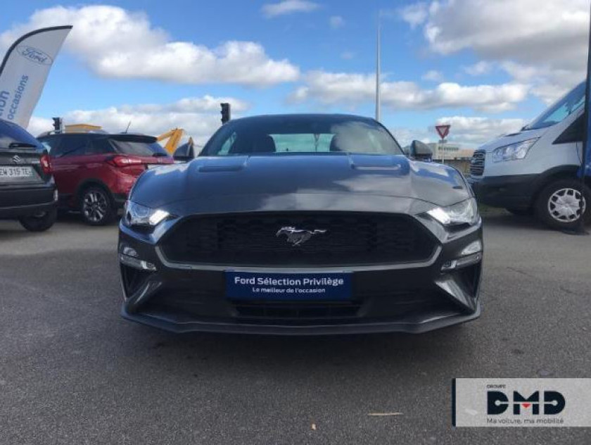 Ford Mustang Fastback 2.3 Ecoboost 290ch - Visuel #4
