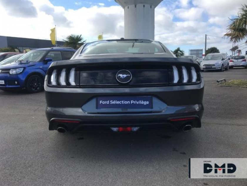 Ford Mustang Fastback 2.3 Ecoboost 290ch - Visuel #11