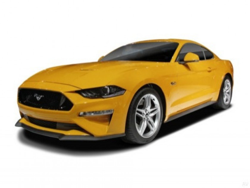 Ford Mustang Convertible 2.3 Ecoboost 290ch - Visuel #1