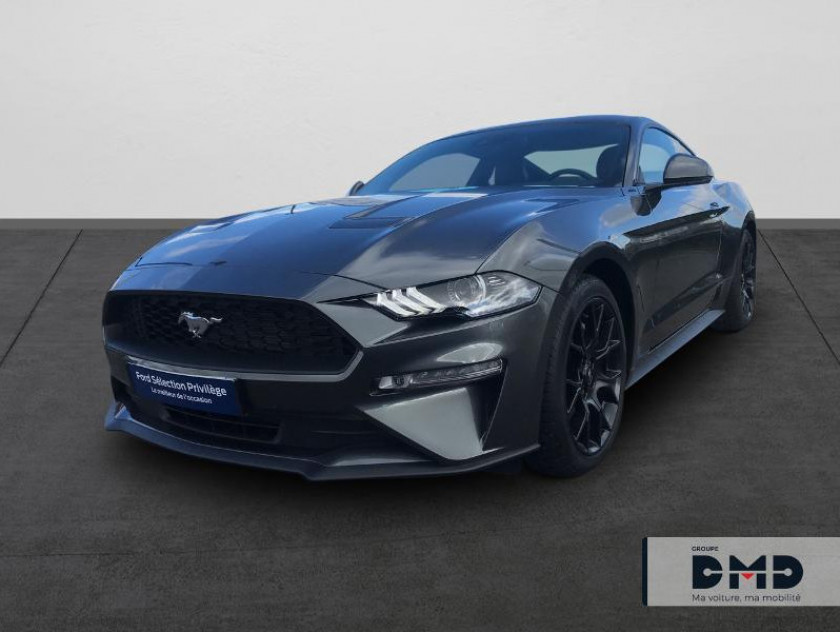 Ford Mustang Fastback 2.3 Ecoboost 290ch - Visuel #1