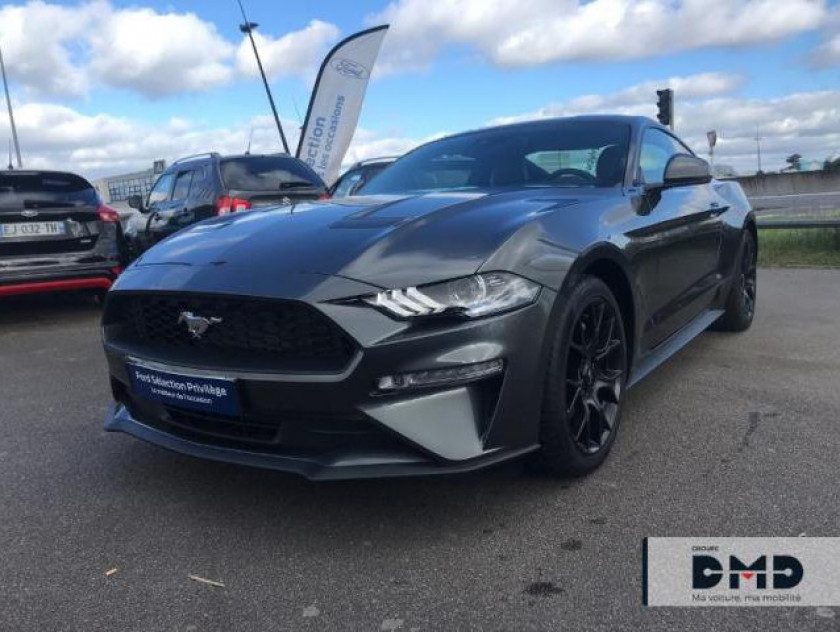 Ford Mustang Fastback 2.3 Ecoboost 290ch - Visuel #19