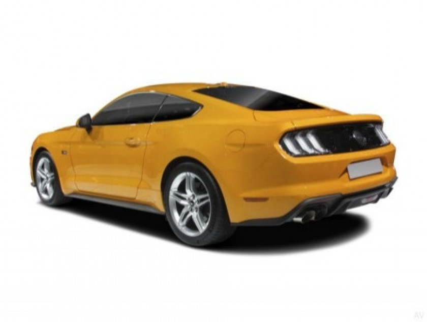Ford Mustang Convertible 2.3 Ecoboost 290ch - Visuel #2