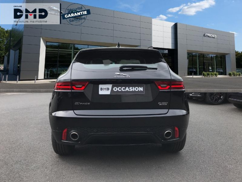 Jaguar E-pace 2.0d 180ch R-dynamic S Awd Bva9 - Visuel #11