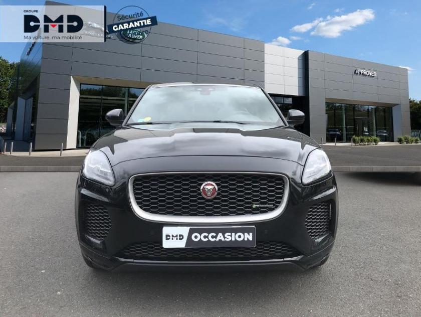 Jaguar E-pace 2.0d 180ch R-dynamic S Awd Bva9 - Visuel #4