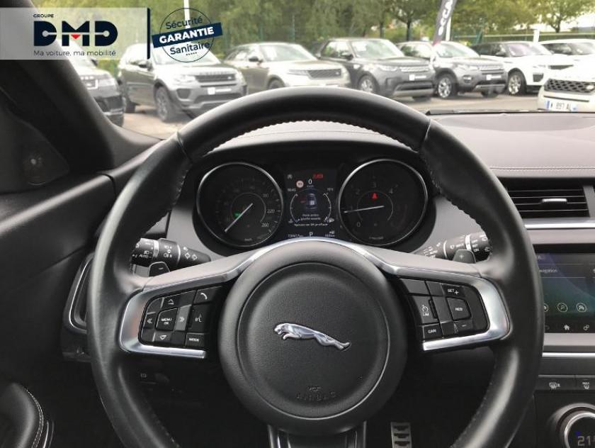 Jaguar E-pace 2.0d 180ch R-dynamic S Awd Bva9 - Visuel #7