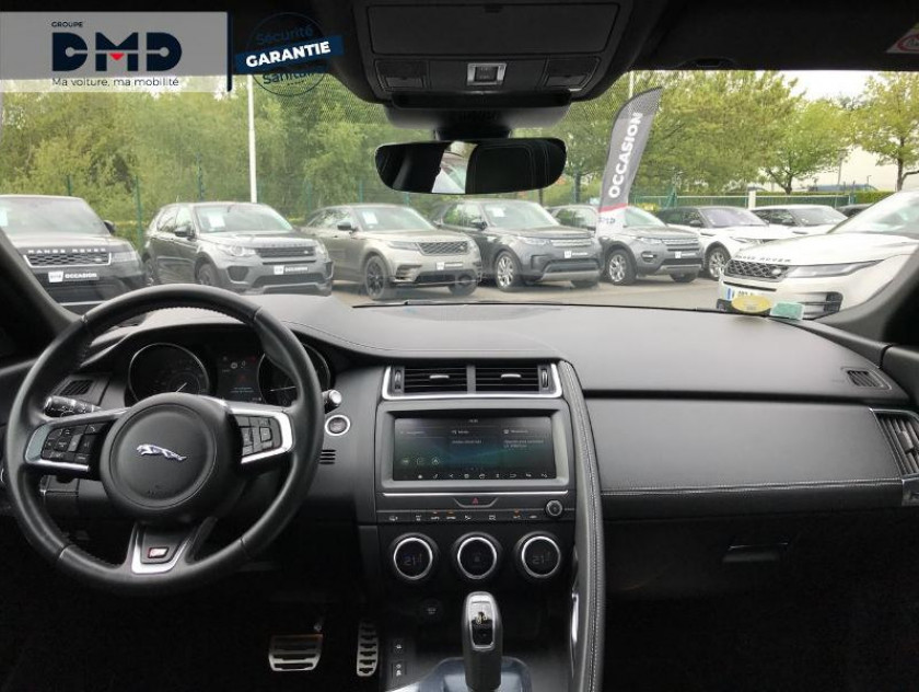 Jaguar E-pace 2.0d 180ch R-dynamic S Awd Bva9 - Visuel #5