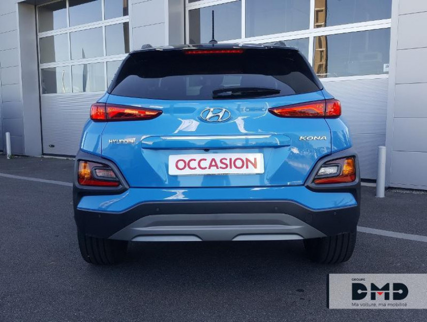 Hyundai Kona 1.0 T-gdi 120ch Fap Executive - Visuel #11