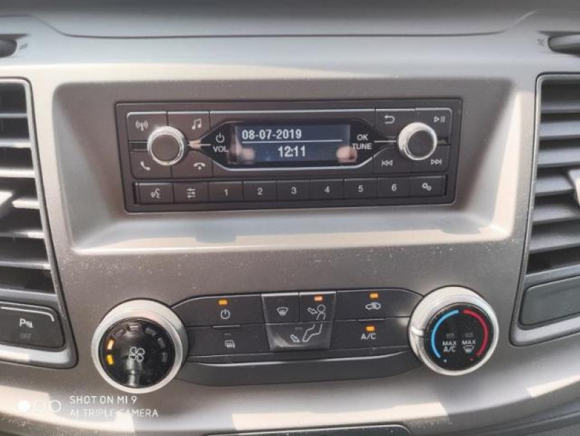 Ford Transit Custom Fg 300 L2h1 2.0 Tdci 130 Trend Business - Visuel #9