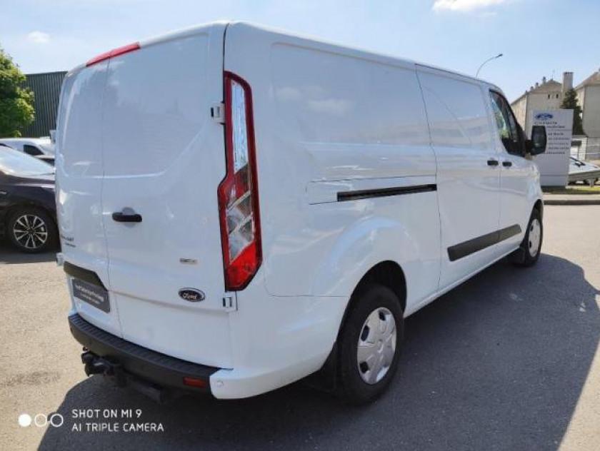 Ford Transit Custom Fg 300 L2h1 2.0 Tdci 130 Trend Business - Visuel #3