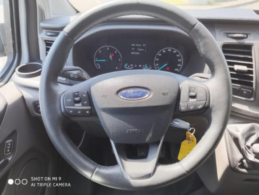 Ford Transit Custom Fg 300 L2h1 2.0 Tdci 130 Trend Business - Visuel #6