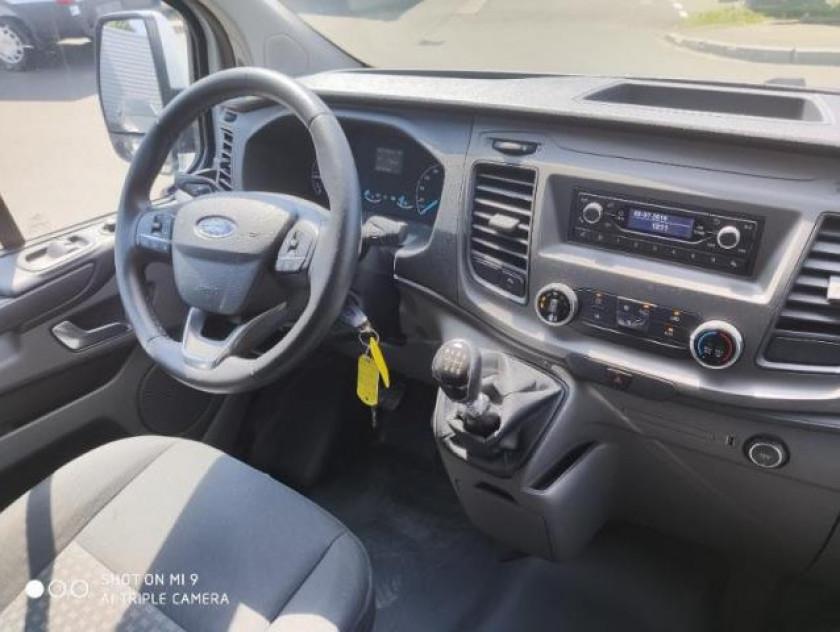 Ford Transit Custom Fg 300 L2h1 2.0 Tdci 130 Trend Business - Visuel #7
