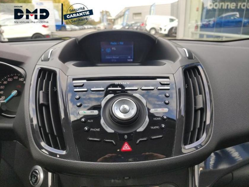 Ford Kuga 2.0 Tdci 150ch Sport Platinium - Visuel #6