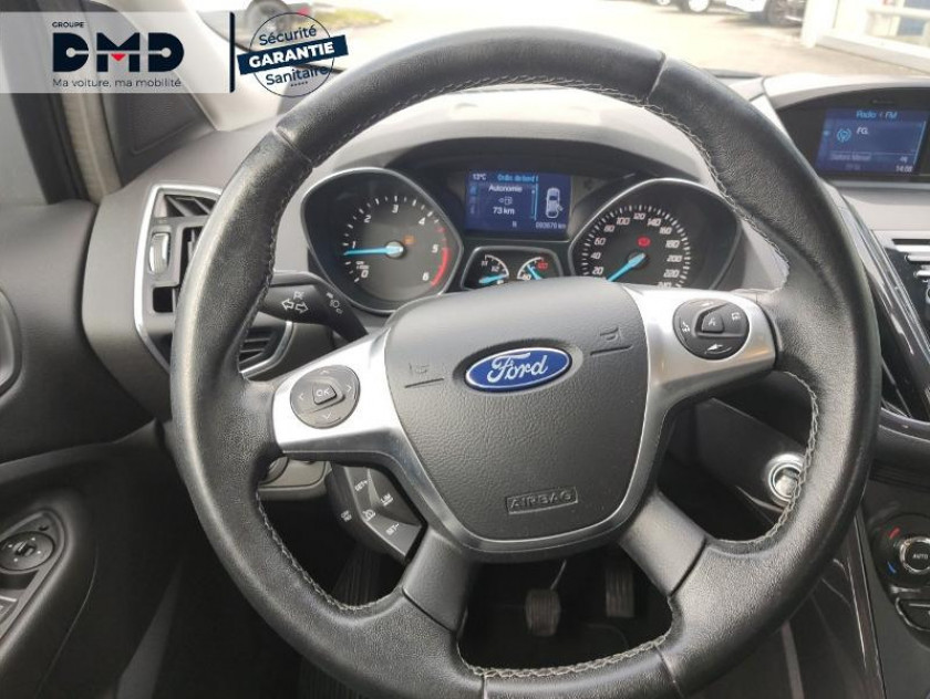 Ford Kuga 2.0 Tdci 150ch Sport Platinium - Visuel #7