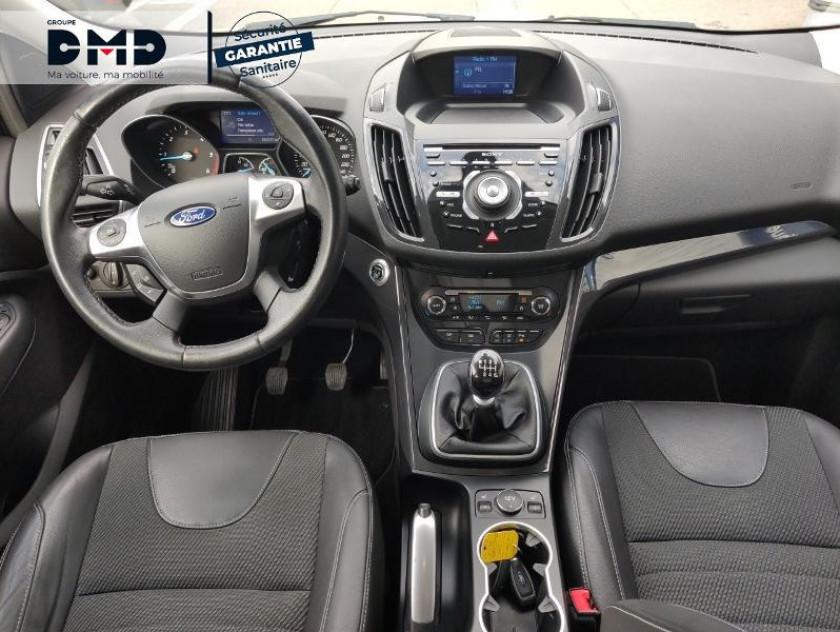 Ford Kuga 2.0 Tdci 150ch Sport Platinium - Visuel #5