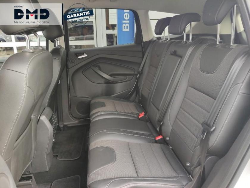 Ford Kuga 2.0 Tdci 150ch Sport Platinium - Visuel #10