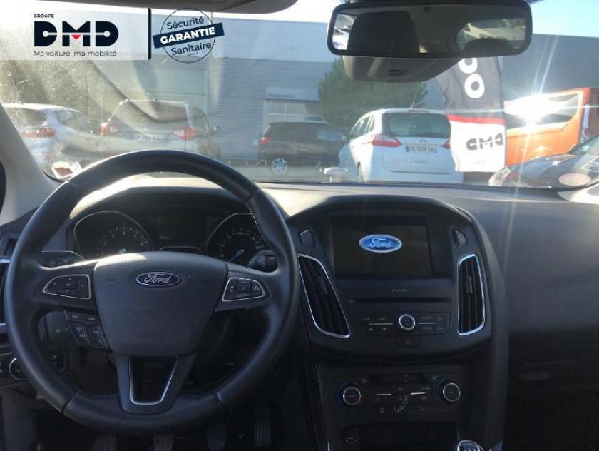 Ford Focus 1.0 Ecoboost 125ch Stop&start Titanium - Visuel #5