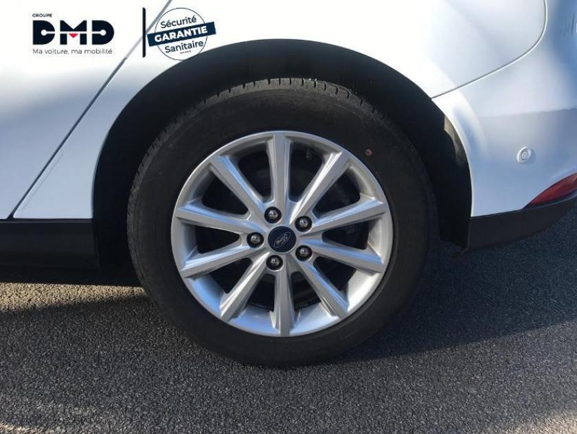 Ford Focus 1.0 Ecoboost 125ch Stop&start Titanium - Visuel #13