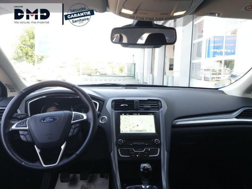 Ford Mondeo 2.0 Tdci 150ch Titanium 5p Euro6.2 - Visuel #5